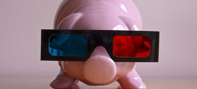Infitec 3D glasses